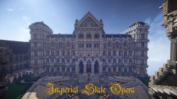 [Glaciem] - Imperial State Opera Minecraft Map & Project