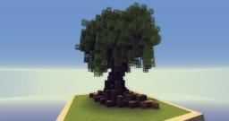 Custom tree Minecraft Project