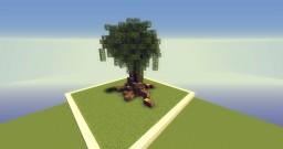 Custom tree Minecraft Map & Project