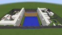 TF2 PvP CTF ToothFort in Vanilla Minecraft [1.8.4+] [Ver: 1.0] Minecraft Map & Project