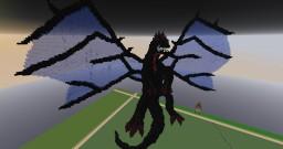 Dragon #1 Minecraft Map & Project