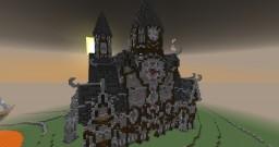 Church Minecraft Map & Project