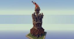 -= Lvl 6 =- Beacon Tower V2 Minecraft