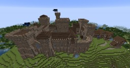 Fortress Of Chatillon Minecraft Map & Project
