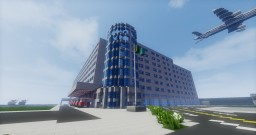 North Newford Hospital-A United As One Hospital Minecraft Map & Project