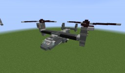 V-22 Osprey [+ Download] Minecraft