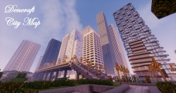 Dencraft City Map Minecraft
