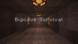 Bigcave Survival [1.8+] Minecraft