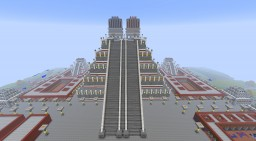 Through History Parody Video Aztec Theme Map [COMMISSION for Cyanideepic, Chrisandthemike & Carflo] Minecraft Map & Project