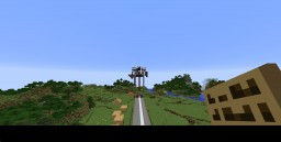 The rise of the giants Minecraft Project