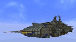 A.I.F.S. Hewlett Minecraft Map & Project