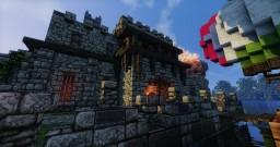 {K&G 3.5} Kyverhan Keep Minecraft Map & Project
