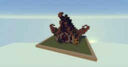 -= Lvl 7 =- Forest Town House Minecraft