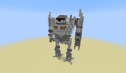 Jaeger Minecraft Map & Project