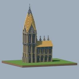The Church Minecraft Project