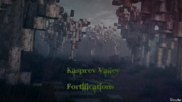 Kasprev Valley, Ancient Ruined Fortifications Minecraft Project