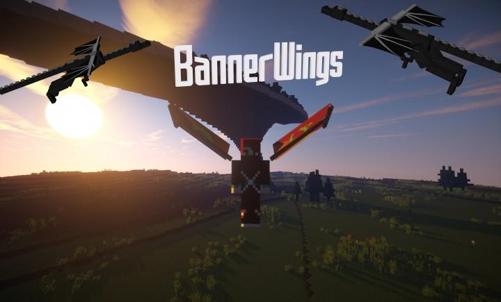minecraft wing mod
