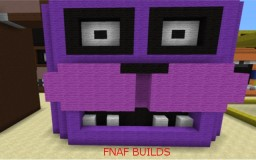 FNaF Builds Minecraft Map & Project