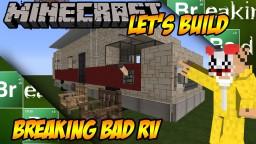 Breaking Bad RV Minecraft Project
