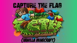 CTF in vanilla minecraft! [+Download] [Capture The Flag] Minecraft Map & Project