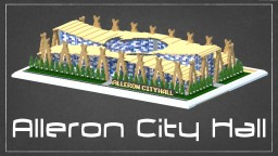 Alleron City Hall Minecraft