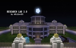 Research Lab 2.0 Minecraft Map & Project
