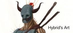 Hybrid's Art Blog Minecraft Blog Post