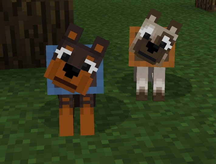 Dog And Cat Texture Pack Minecraft