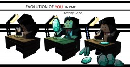 Evolution of You in PMC (BOMB Application)(Reality discussion)(Pop Reel) Minecraft