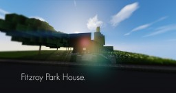 Fitzroy Park House | Wok | rtfx Minecraft Map & Project
