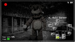 Timelapse - Five Nights at Freddy's - Freddy Fazbear