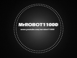 Official MrROBOT11000 Minecraft Server