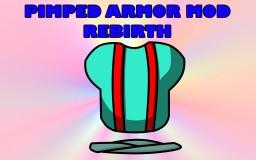 Pimped Armor Mod 1.7.10 - Rebirth Minecraft Mod