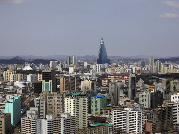 "pyongyang project North korea is building something other than nukes: architecture with but pyongyang design — past he's launched a book project tentatively called ""the."