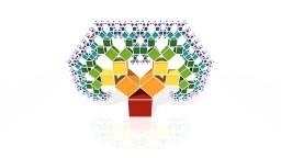 Pythagoras Tree (9th Iteration) Minecraft Map & Project