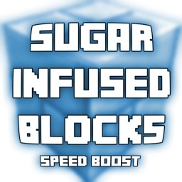 Sugar Infused Blocks Minecraft Mod