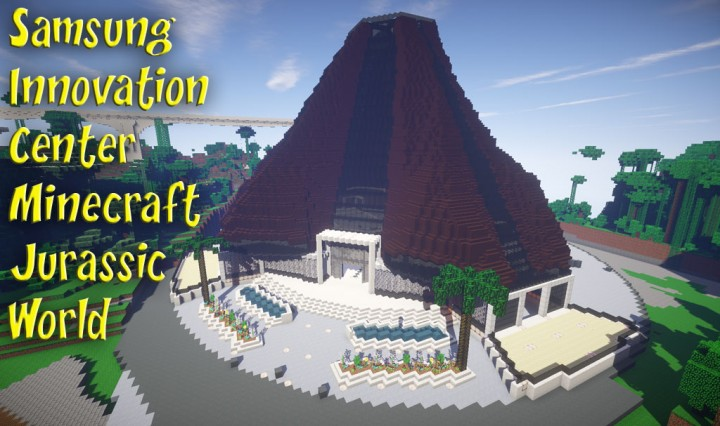 Jurassic world samsung innovation center jurassic park visitor samsung innovation center 1 gumiabroncs Images