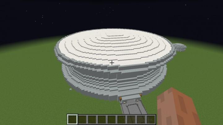 mercedes benz stadium minecraft. Outside View Mercedes Benz Stadium Minecraft C