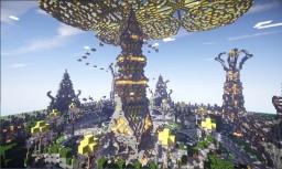 Yellwizz Spawn Minecraft Map & Project