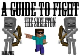 A Guide To Fight The Skeleton. Minecraft