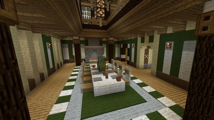 Tsharau0027s Fantasy Castle