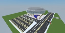 Bramwell Arena Minecraft Map & Project