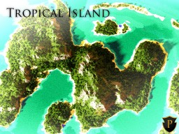 Tropical Island [100 subs special] Minecraft Project