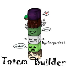 Totem Builder (Mini Game) Minecraft Project