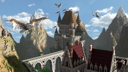 Grundwelt - Island of Lord Ravendish Minecraft Map & Project