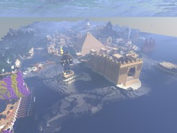 11500 BC : ancient Civilzations on Display Minecraft