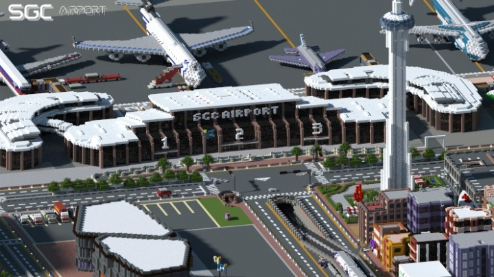 SGC International Airport