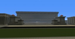 The monument Minecraft Map & Project
