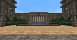 Ministry of Health Minecraft Project