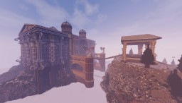 Olympus | Home of the Gods Minecraft Project